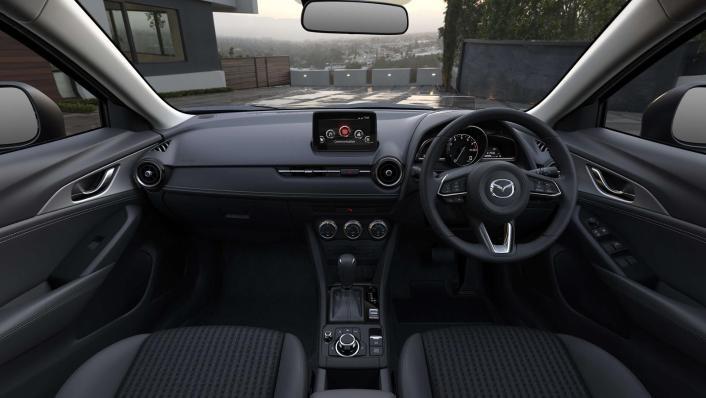 Mazda CX 3 2019 Interior 002