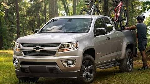 Chevrolet Colorado 2019 Exterior 005