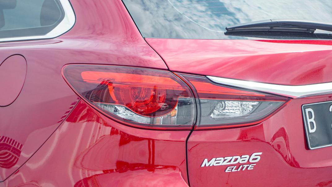 Mazda 6 Elite Estate Exterior 025