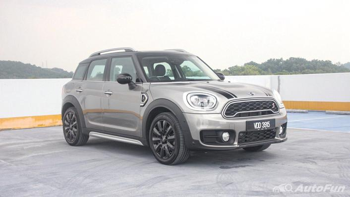 MINI Countryman Copper S Exterior 007