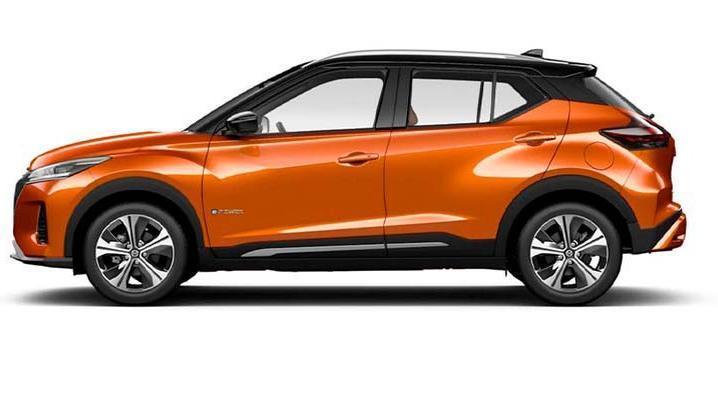 2020 Nissan Kicks e-POWER Exterior 004