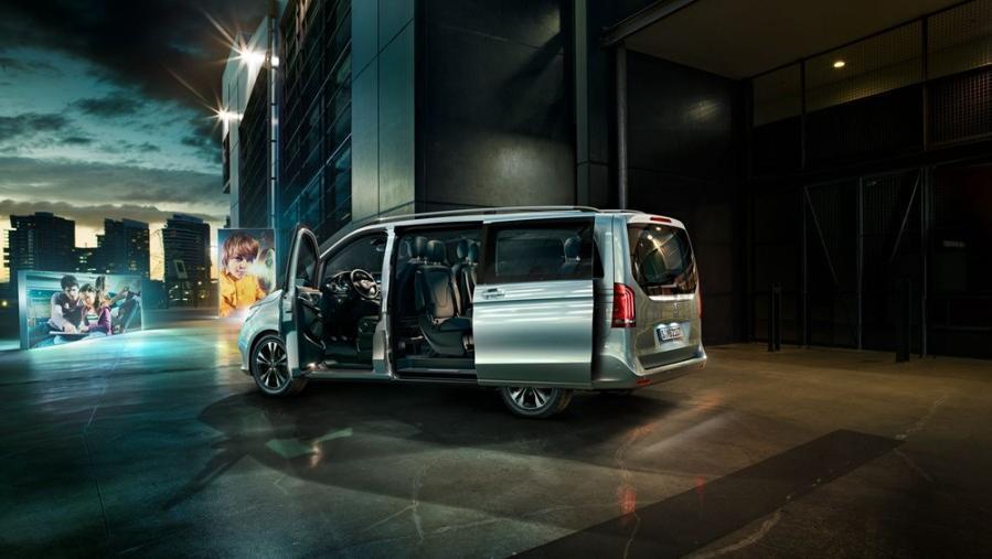 Mercedes-Benz V-Class 2019 Exterior 005
