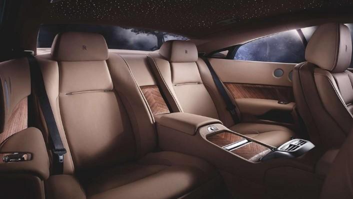 Rolls Royce Wraith 2019 Interior 010