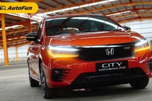 Honda City Hatchback 2020-2021 Daftar Harga, Gambar ...