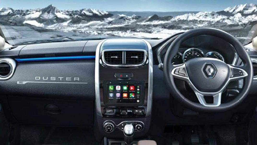 Renault Duster 2019 Interior 001