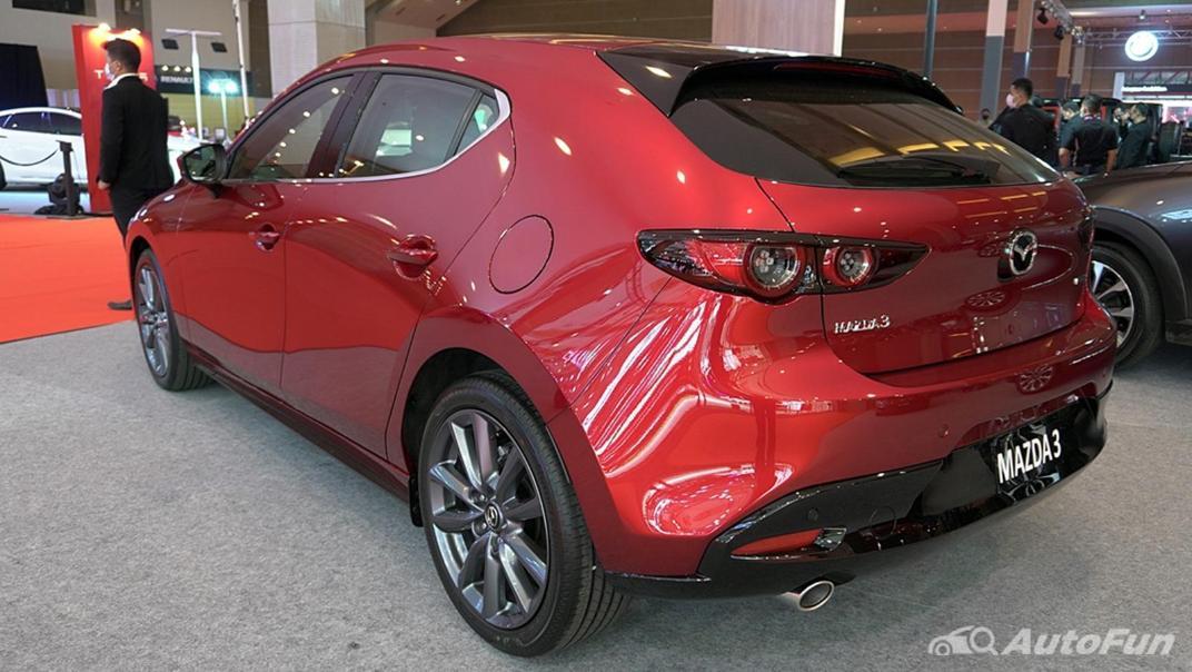 2021 Mazda 3 Exterior 004