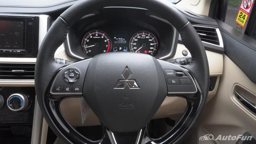 2020 Mitsubishi Xpander Ultimate A/T Interior 004
