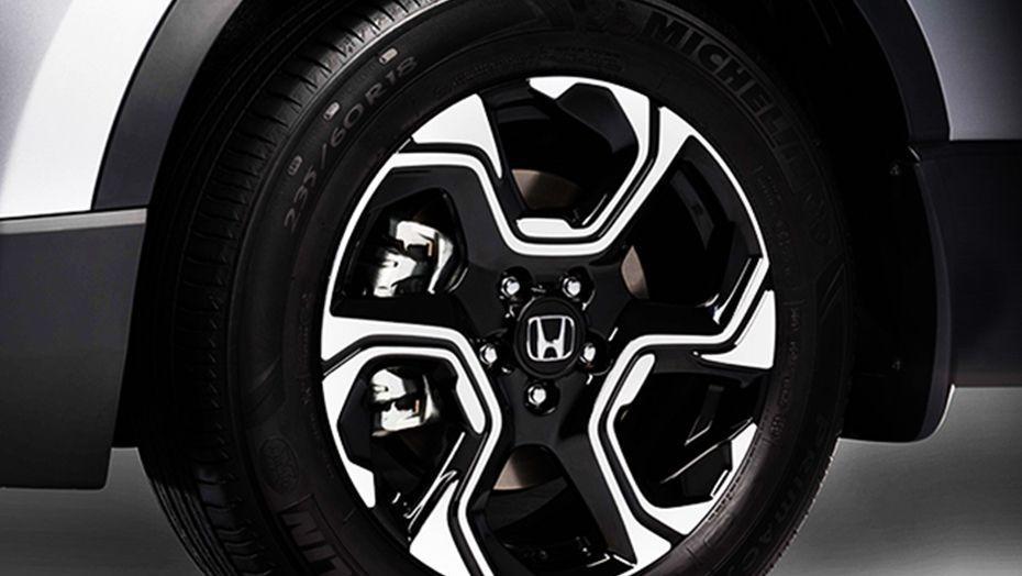 Honda CRV 2019 Exterior 006