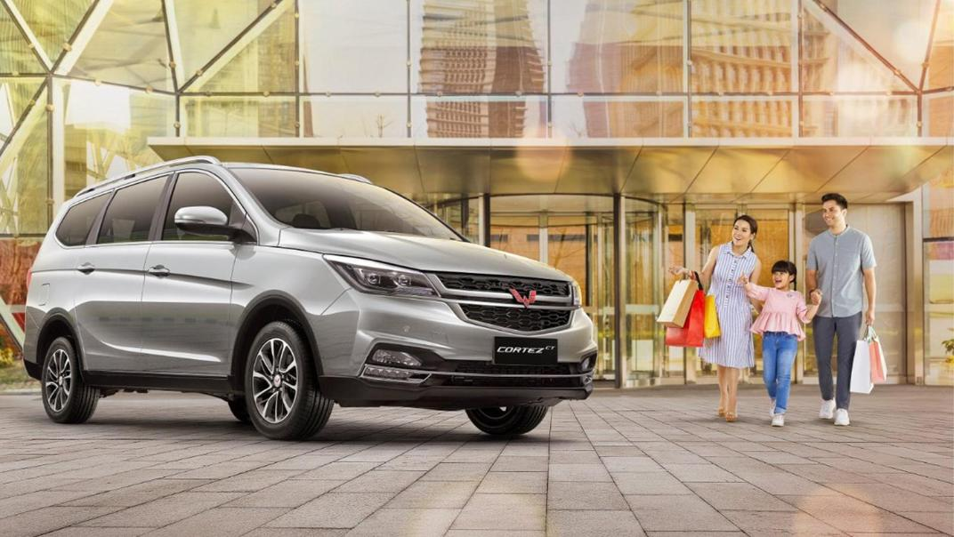 Wuling Cortez 1.5 CT Exterior 006