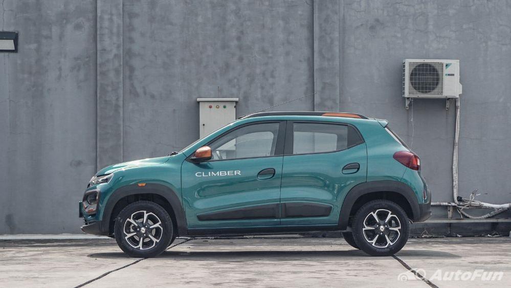 Renault Kwid 2019 Exterior 006