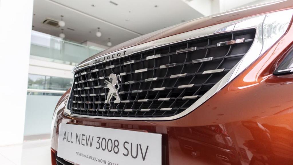 Peugeot 3008 2019 Exterior 012