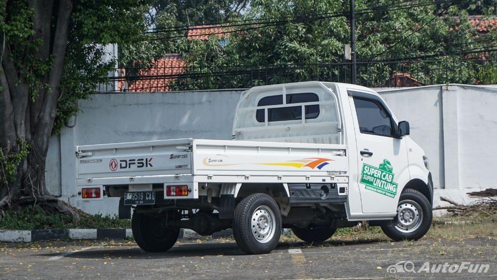DFSK Super Cab 2019 Exterior 005