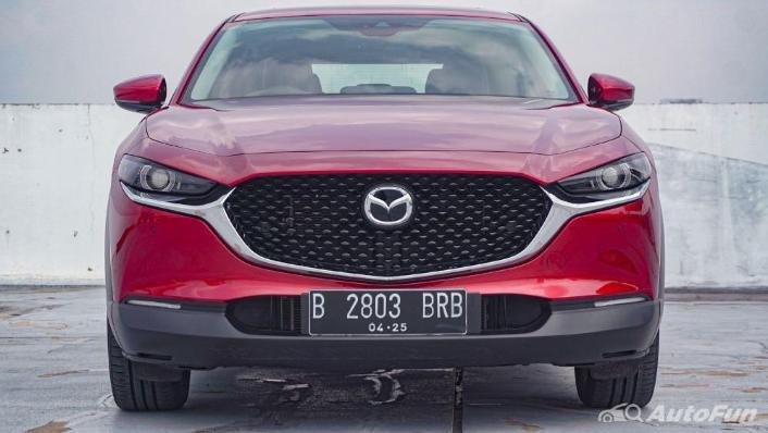Mazda CX 30 GT Exterior 002