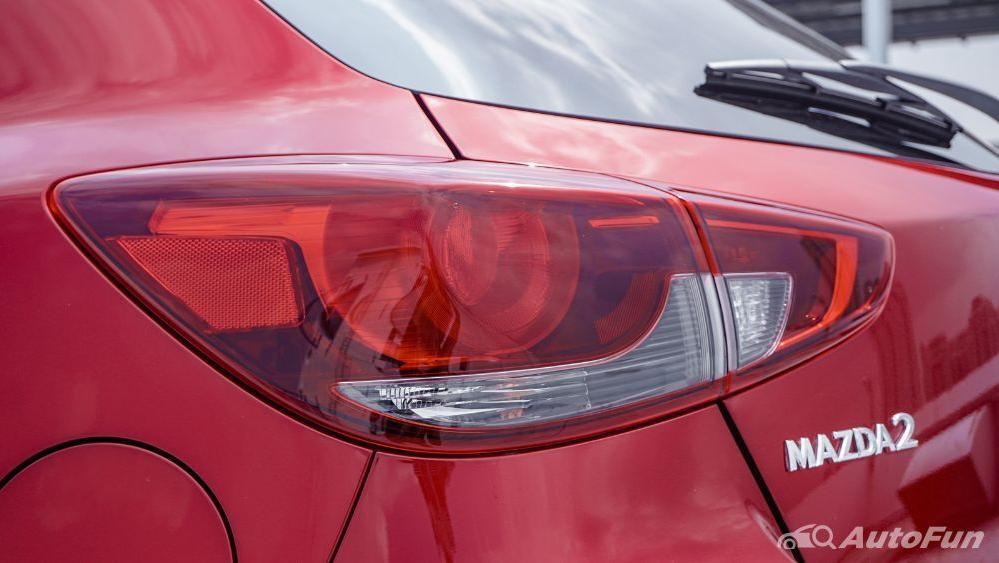 Mazda 2 GT AT Exterior 028