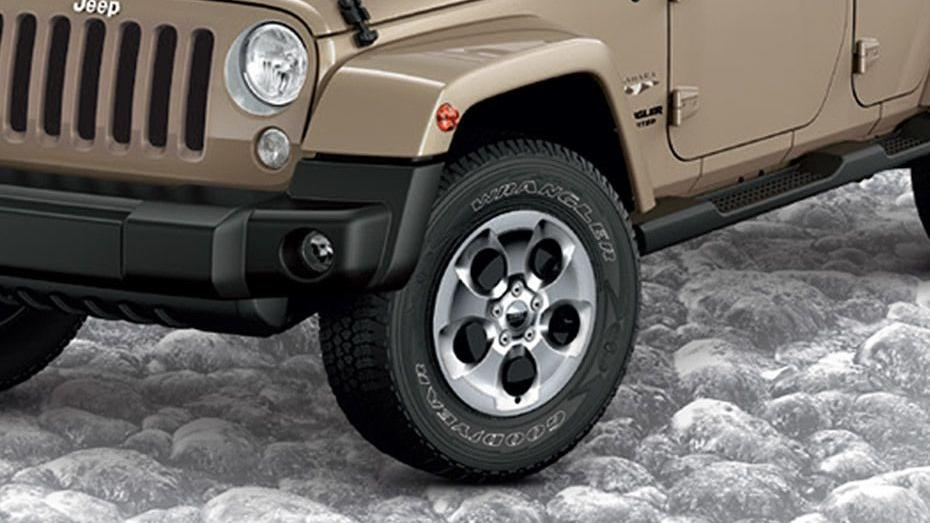 Jeep Wrangler Unlimited 2019 Exterior 010