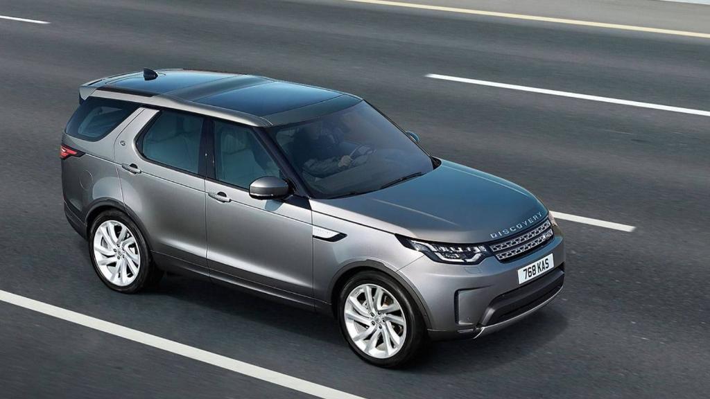 Land Rover Discovery 2019 Exterior 008