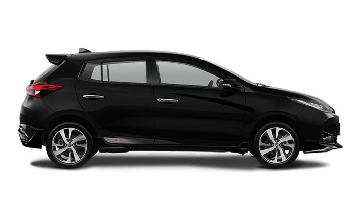 2021 Toyota Yaris 1.5 S CVT GR Sport 7 AB Exterior 004