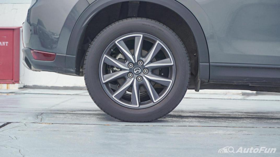 Mazda CX 5 Elite Exterior 047