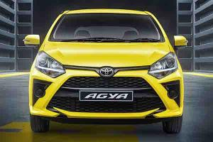 Ternyata Toyota Agya 2021 Afrika Selatan Buatan Sunter Berbeda dengan Versi Lokal, Loh!