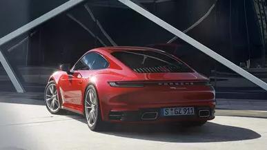 Porsche 911 2019 Exterior 061