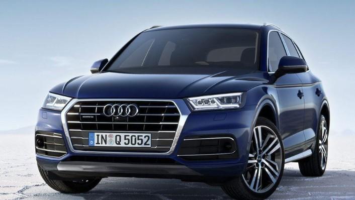 Audi Q5 2019 Exterior 003