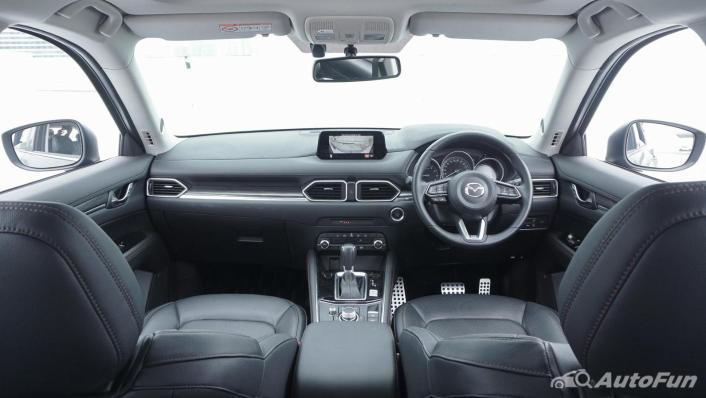 Mazda CX 5 Elite Interior 001