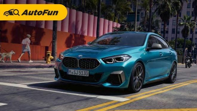 Bukan Mobil Listrik, BMW Malah Bawa Sedan 'Murah' Rp700 Jutaan Ke Indonesia 01