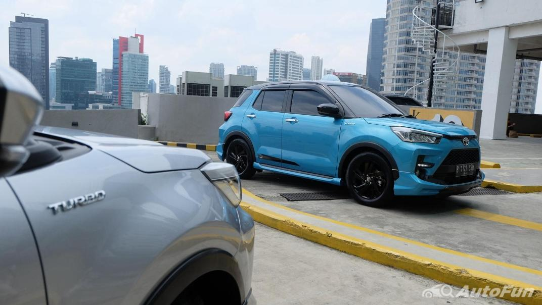 2021 Toyota Raize Exterior 041