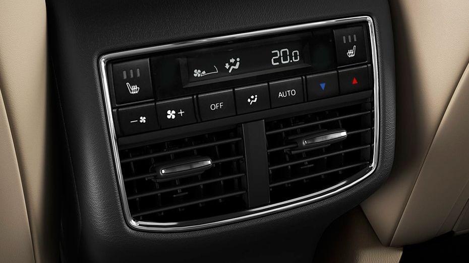Mazda CX 9 2019 Interior 015