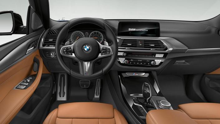 BMW X3 M Interior 001
