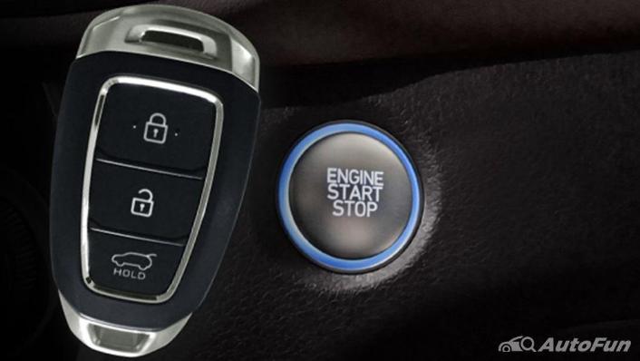 Hyundai Santa Fe 2019 Interior 005