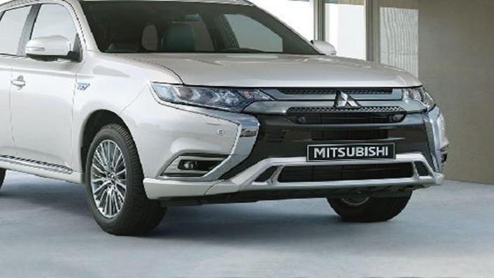 Mitsubishi Outlander PHEV 2019 Exterior 010