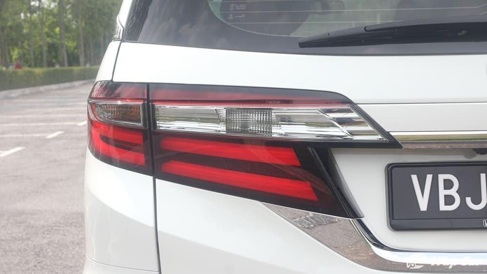 Honda Odyssey 2019 Exterior 015