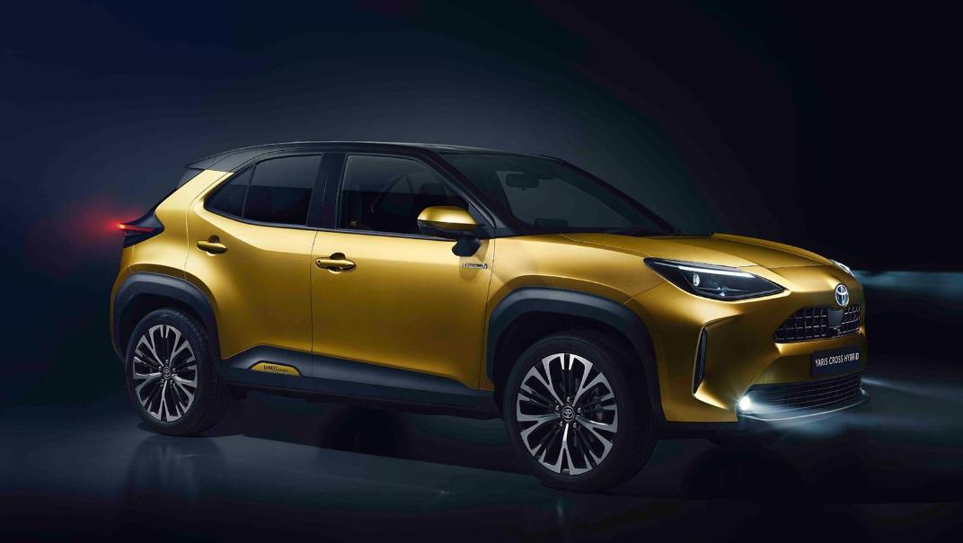 2020 Toyota Yaris Cross International Version Exterior 016