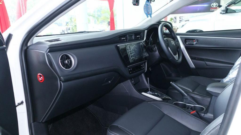 Toyota Corolla Altis 2019 Interior 118