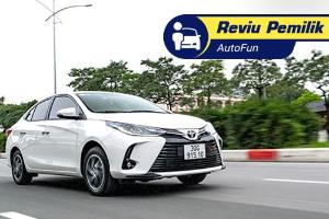 Review Pemilik: Apa Alasan Pemilik Toyota Vios Kelahiran 1995 Ini Tidak Memilih Honda City?