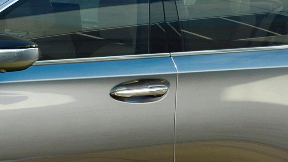Lexus LS 2019 Exterior 016