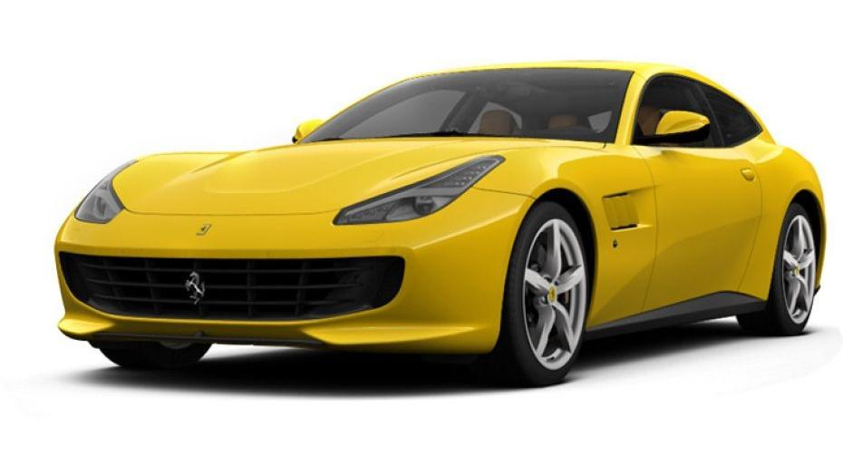 Ferrari GTC4Lusso T 2019 Others 009