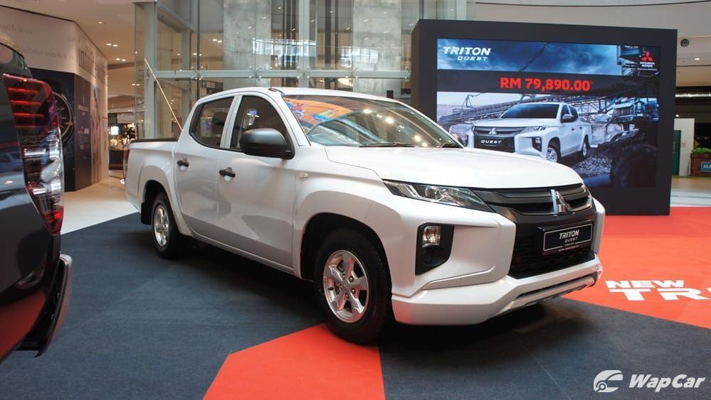 Mitsubishi Triton 2019 Exterior 010