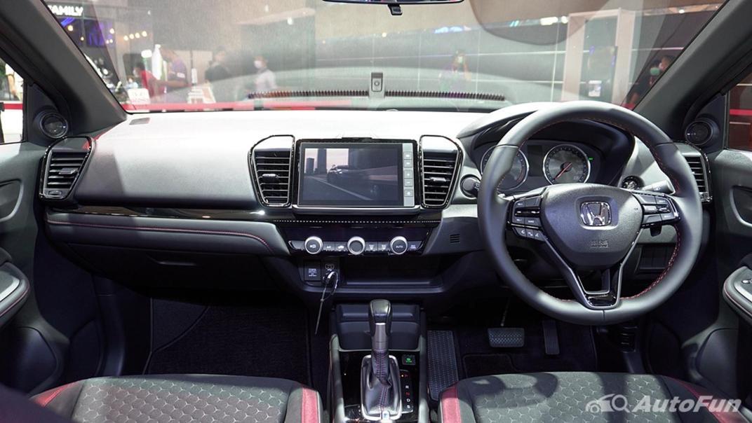2021 Honda City Hatchback RS 1.5 CVT Interior 010