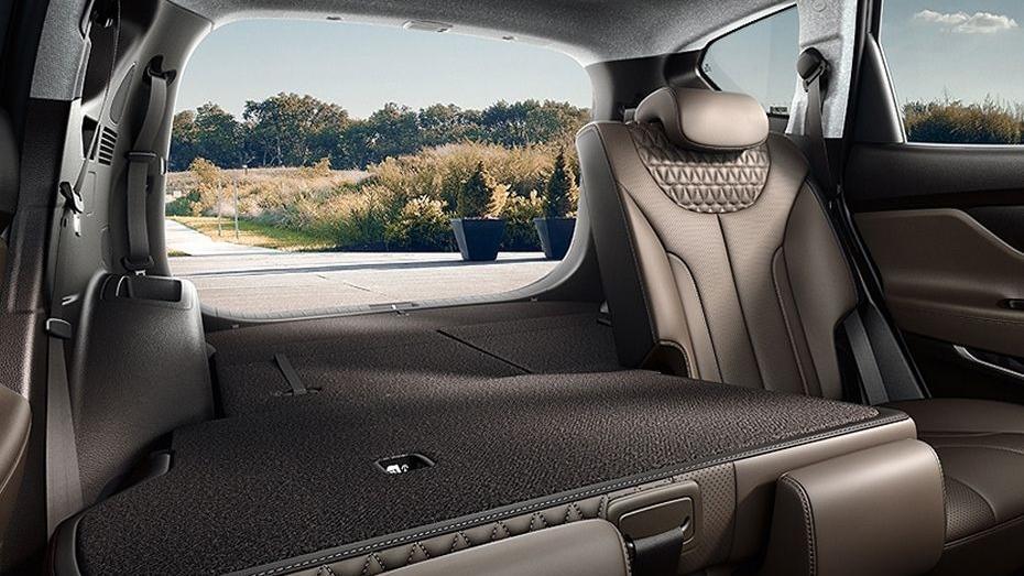 Hyundai Santa Fe 2019 Interior 009