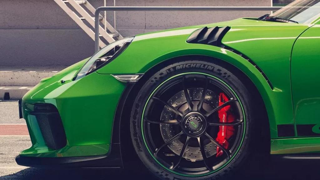 Porsche 911 2019 Exterior 017