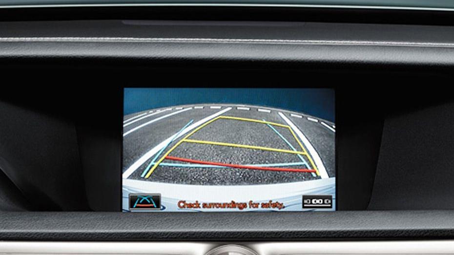 Lexus GS 2019 Interior 003