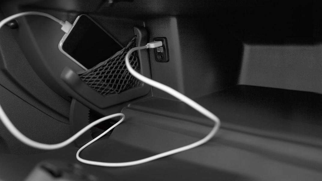 Fiat 500c 2019 Interior 015
