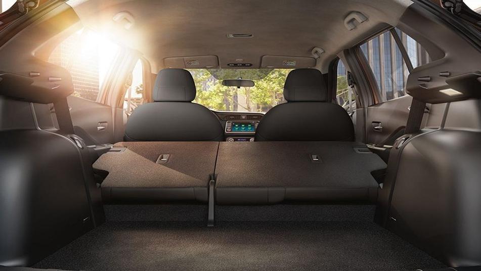 Nissan Kicks 2020 2019 Interior 008