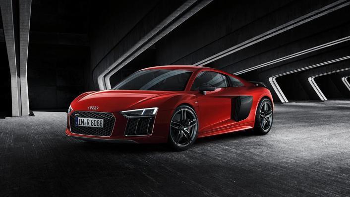 Audi R8 2019 Exterior 001