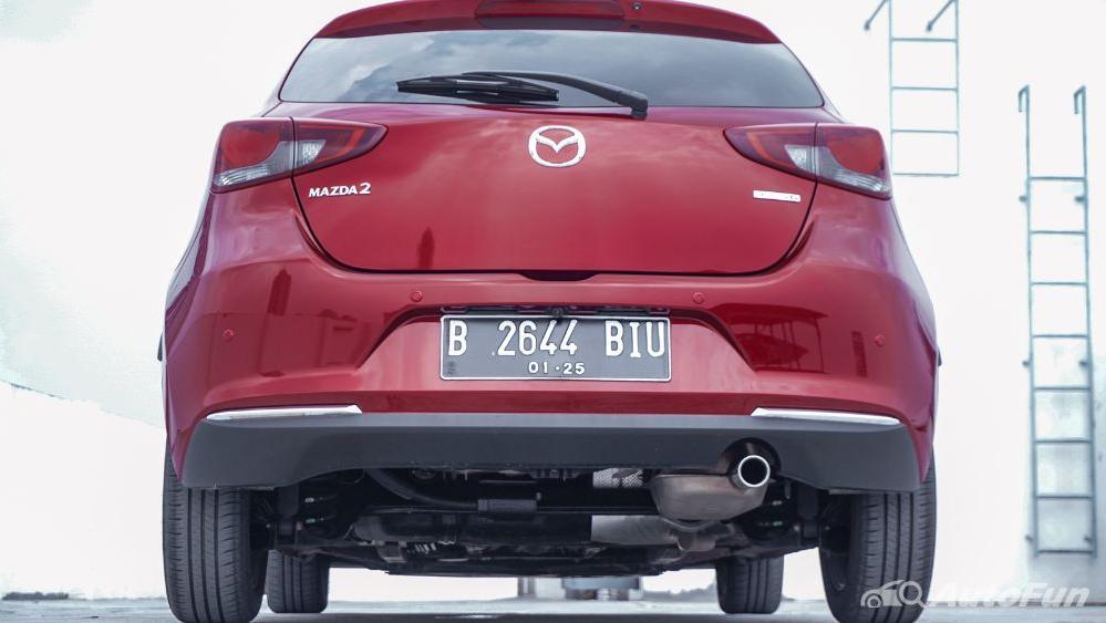 Mazda 2 GT AT Exterior 036
