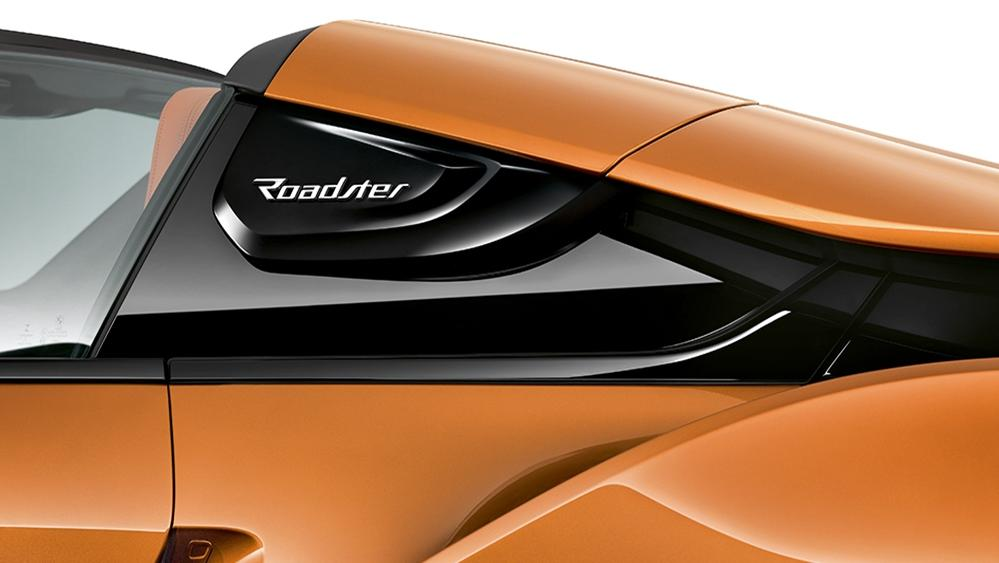 BMW I9 Roadster 2019 Exterior 012
