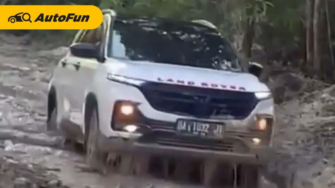 Meski FWD, Wuling Almaz Buktikan Kemampuan Lewati Jalan Berlumpur di Kalimantan Tengah 01