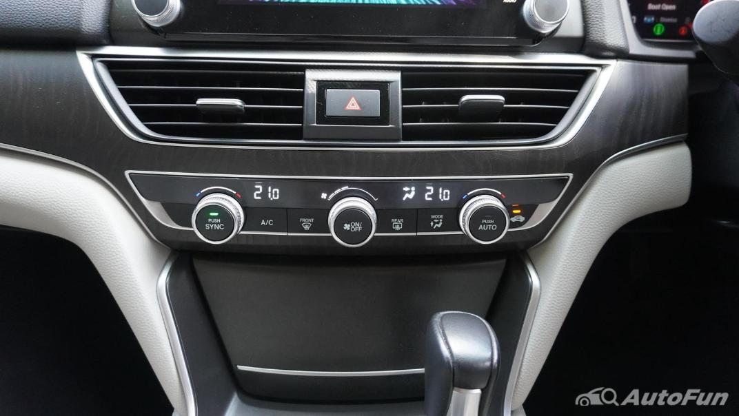 2021 Honda Accord 1.5L Interior 021
